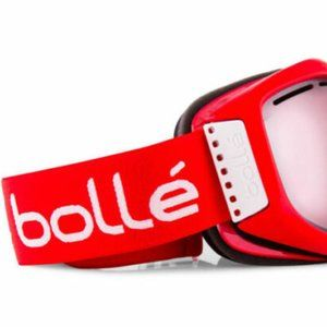 Bollé Red Snow Snowboard Ski Goggles